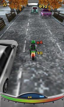 3D极速摩托单机版下载