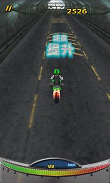 3D极速摩托游戏单机版