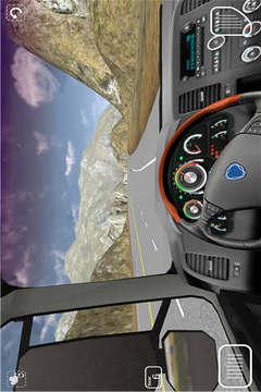 卡车模拟驾驶手机游戏