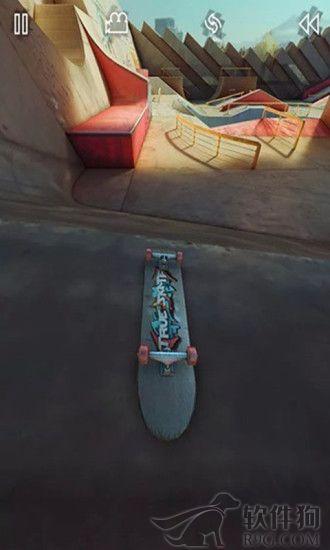 真实滑板中文版