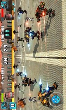 战争机器战场模拟器游戏