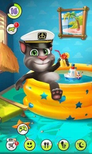 我的汤姆猫手游下载