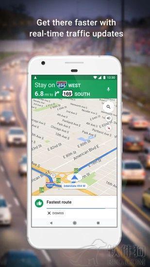 谷歌地图app中文版