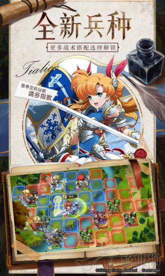 梦幻模拟战战棋类手机游戏