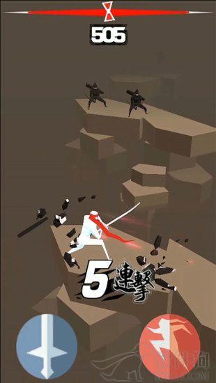 刃心挑战类单机游戏