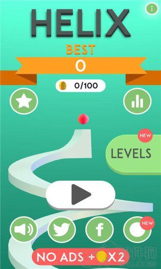无限下滑挑战类手机小游戏