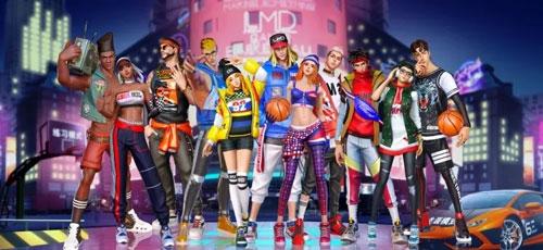 《街篮2》手游震撼发布,邀你一起来场公平的篮球竞技