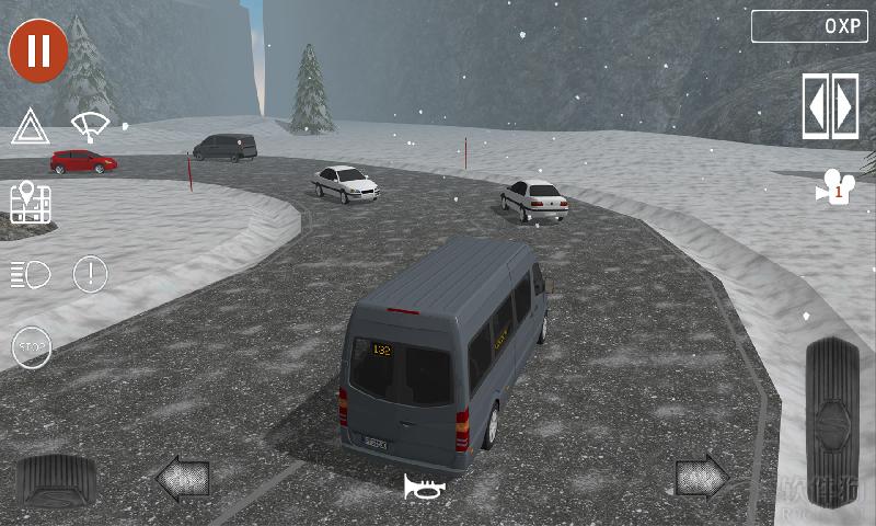 模拟公交车无限金币破解版