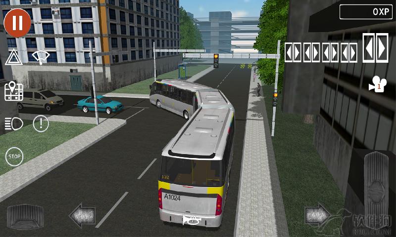 模拟公交车中文破解版免费下载