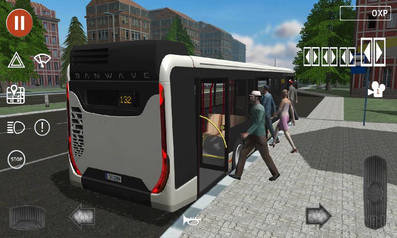 模拟公交车无限金币修改版