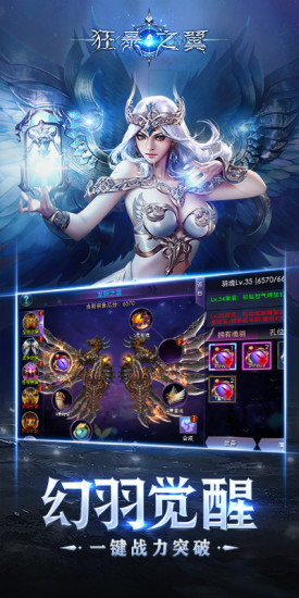 狂暴之翼游戏安卓版下载
