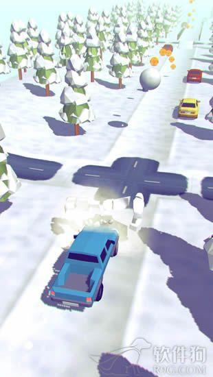 疯狂铲雪车手游安卓版下载