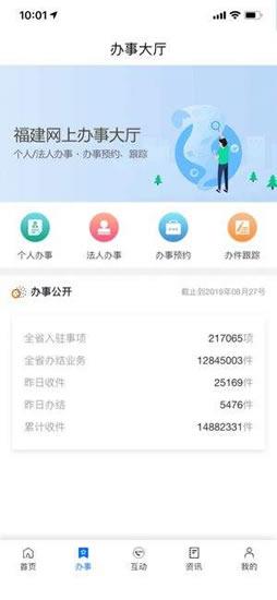 福建闽政通app八闽健康码官方下载