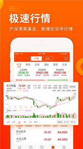 东方财富网app手机版客户端下载