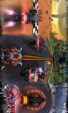 暴力摩托4无限金币钻石版安卓版下载
