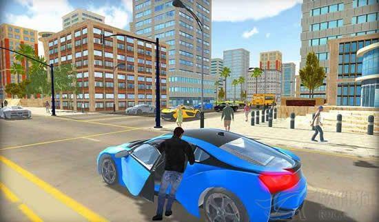 真实城市汽车驾驶3D游戏手机版下载