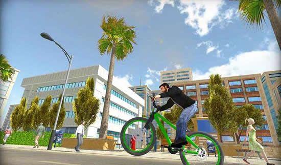 真实城市汽车驾驶3D游戏汉化版下载
