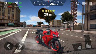 摩托真实飞车狂飙手机游戏下载