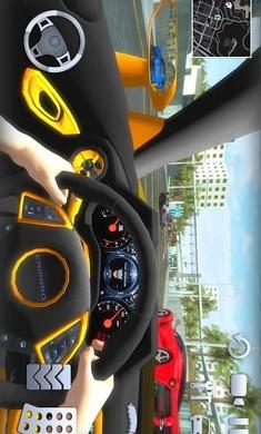 真实汽车驾驶模拟器游戏手机版下载