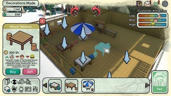 海边咖啡馆的故事游戏中文版最新下载