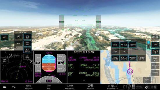 微软模拟飞行2020手机版游戏客户端下载