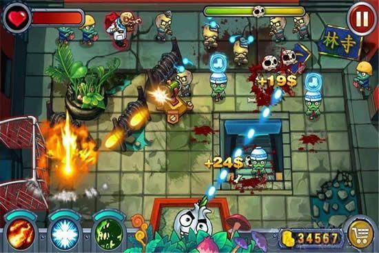 植物大战僵尸疯狂版游戏下载安装