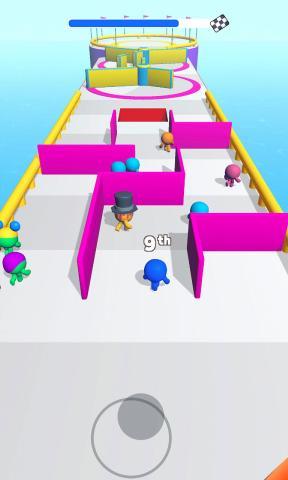 疯狂糖豆人安卓客户端游戏