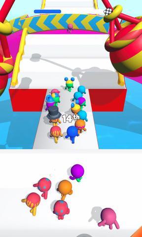 疯狂糖豆人手机版游戏安卓下载