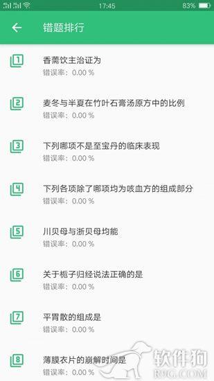 中药学中药士手机app免费下载