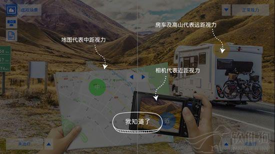 蔡司视觉模拟安卓版app