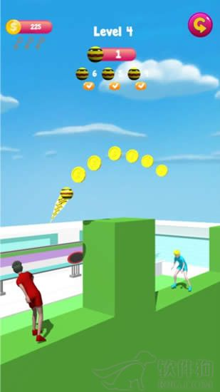 投篮高手3D游戏安卓最新版免费下载