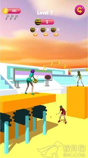 投篮高手3D手游官方正版下载安装