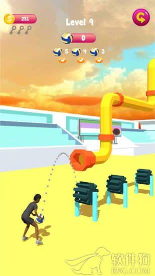 投篮高手3D游戏手机版