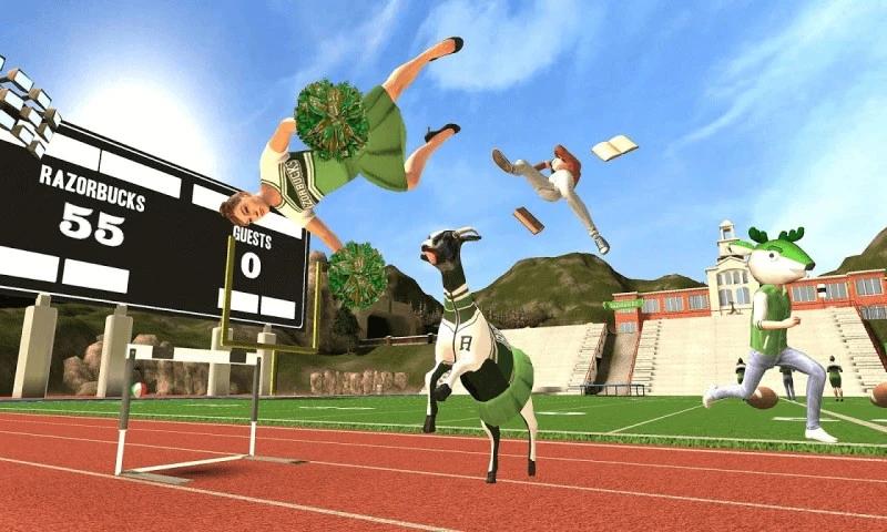 模拟山羊手游轻松畅玩