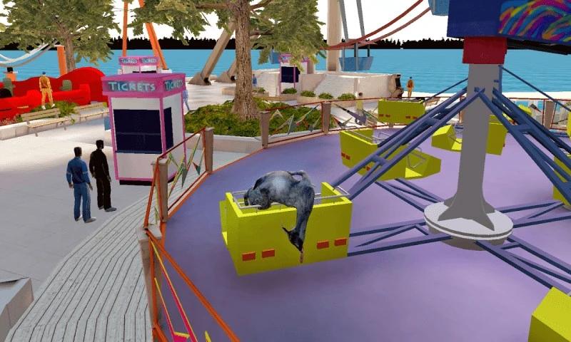 模拟山羊手游下载