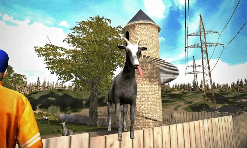 模拟山羊下载